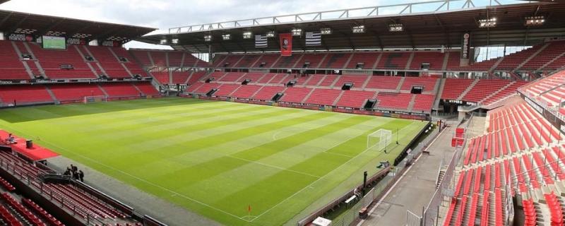 Villes de naissance des joueurs du Stade Rennais FC