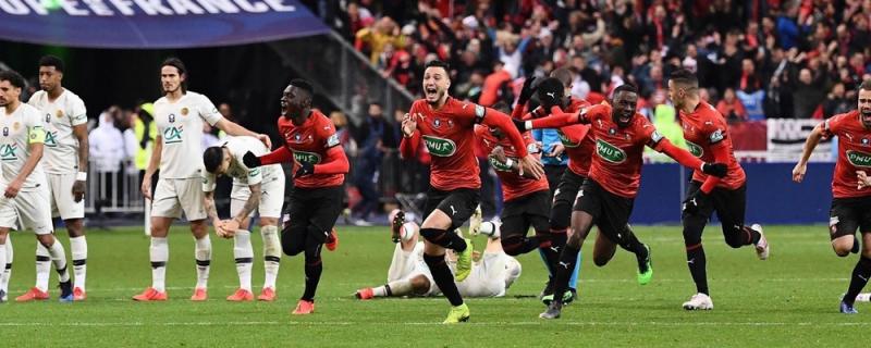 Pour l'éternité : Coupe de France 2019