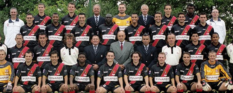 2001/2002 : LE TOP BUTS