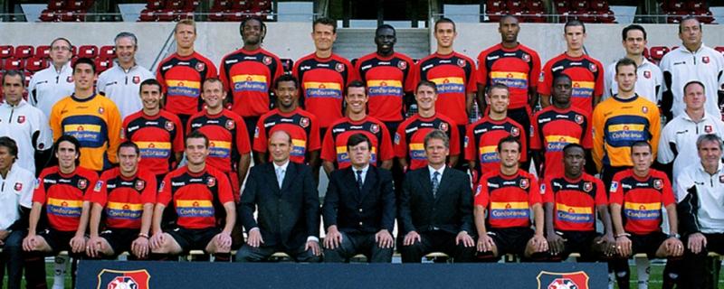 2003/2004 : LE TOP BUTS